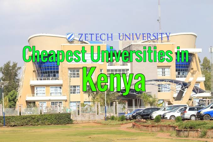 Cheapest Universities in Kenya, Affordable Public Private Universities in KenyaToday
