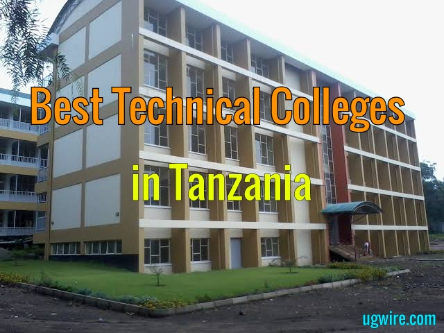 List of Top 10 Best Technical Colleges in Tanzania