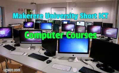 Makerere University Short Computer Courses ICT