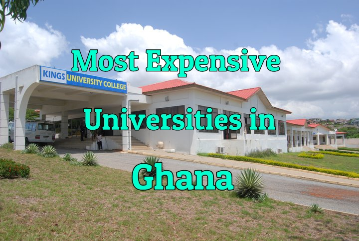 Most expensive universities in Ghana Today 2020 Top 10 List