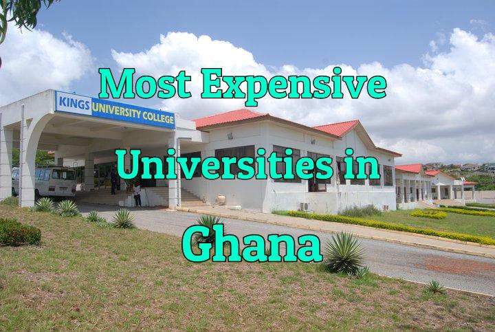 Most Expensive Universities in Ghana 2021 Top 10 List