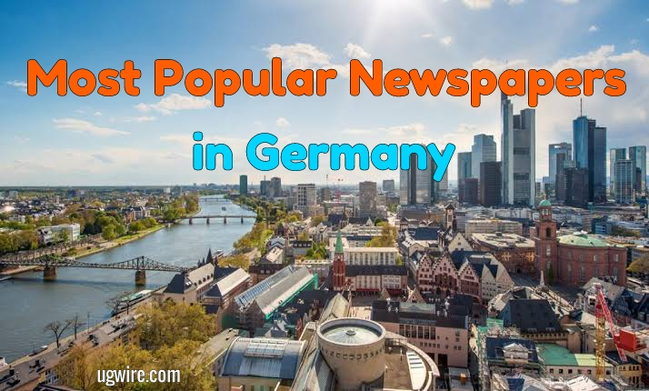 Most Popular Newspapers in Germany 2020 Best