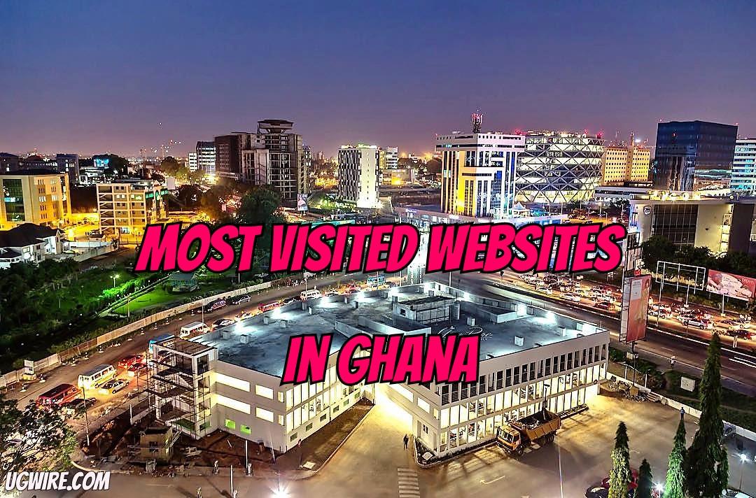 Most Visited Websites in Ghana 2020