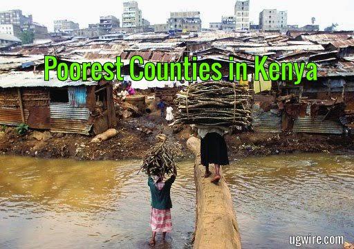Poorest Counties In Kenya 2021 Top Ten Most Poorest County