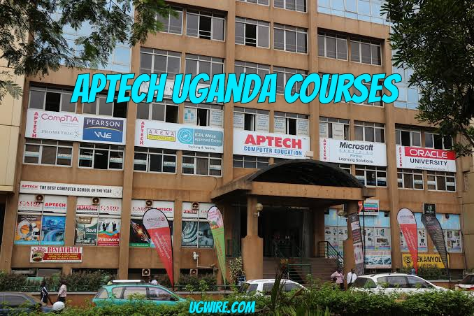Aptech Uganda Courses, Tuition, Fees Structure 2020