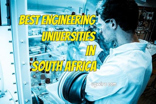 Best Engineering Universities in South Africa 2020 2021