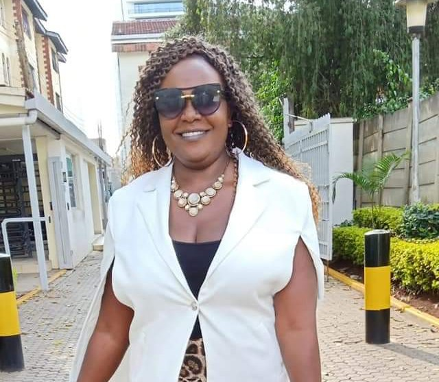 Caroline Chepng'eno Biography Chamgei FM Radio Presenter