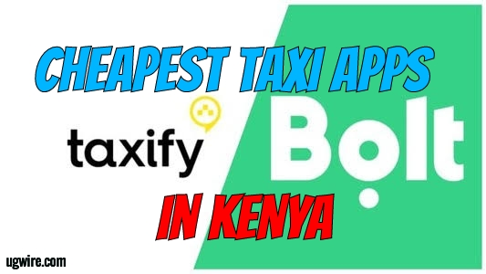 Cheapest Taxi Apps in Kenya 2021 Cabs