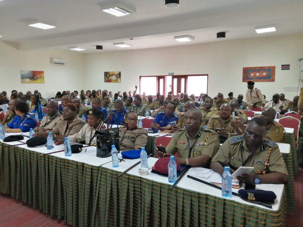 List of Police County Commanders in Kenya