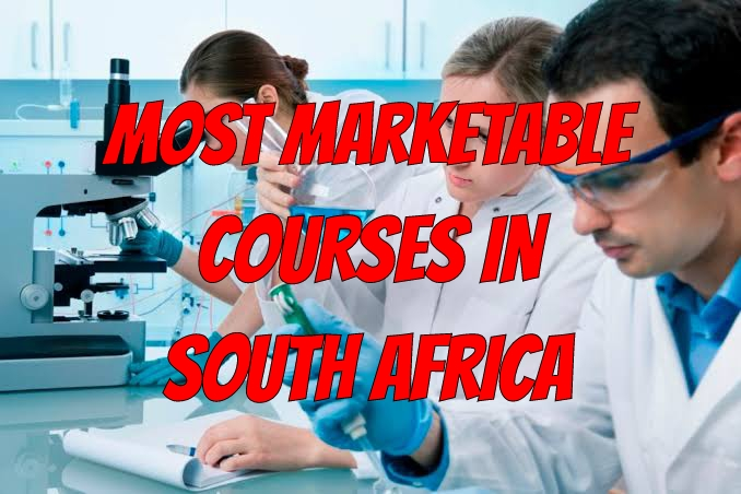 Most Marketable in Demand Courses in South Africa 2021