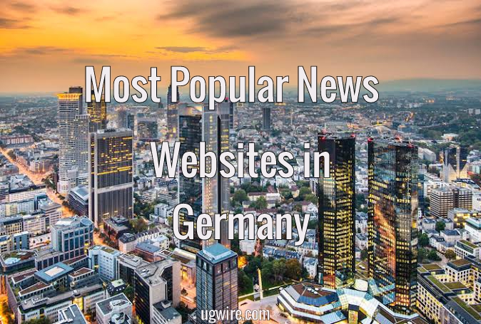 Most Popular News Websites In Germany