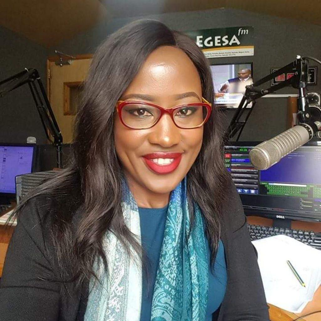 Nancy Kwamboka aka Nana of Egesa FM Biography