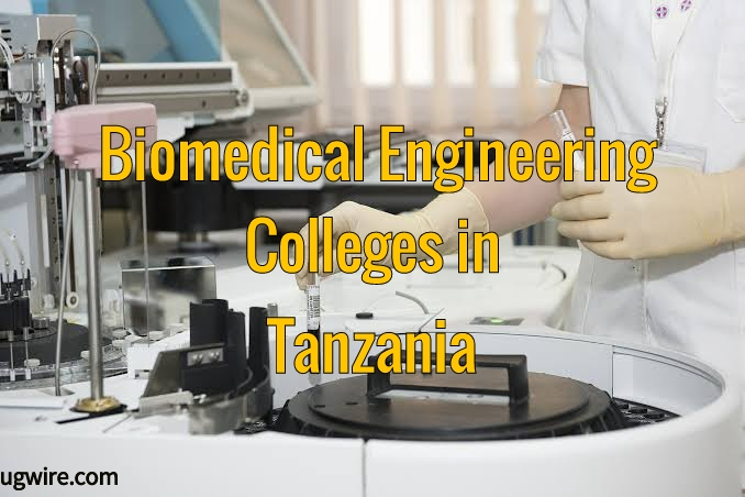 Biomedical Engineering Colleges in Tanzania Top 10 List