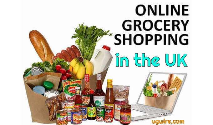 Best Online Shopping UK Food 2021 Top 10 List
