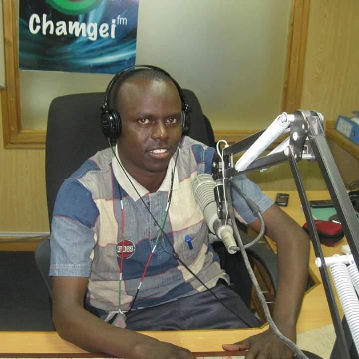 DJ Kipro Chamgei FM Kiprotich Rono Biography Photos