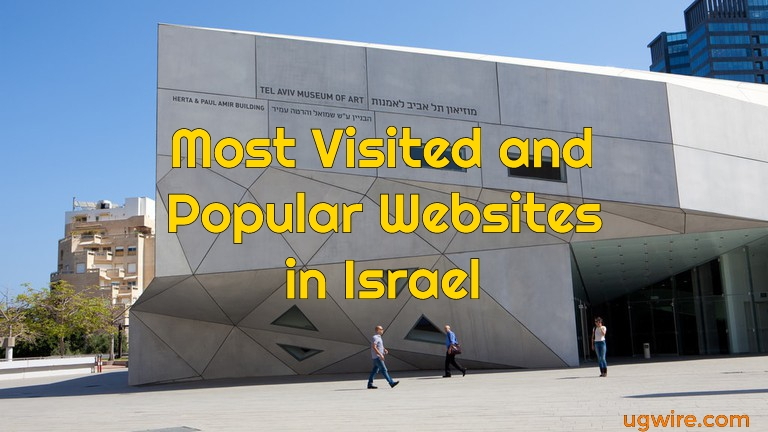Top 20 Most Visited Websites in Israel 2021 Most Popular Sites