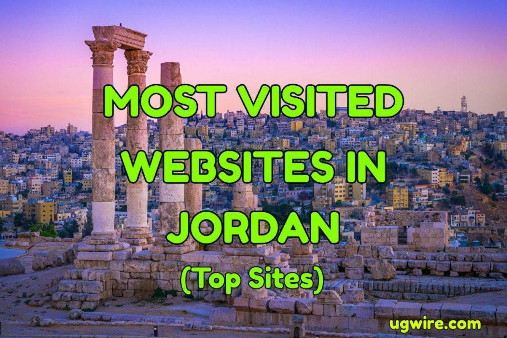 Most Visited Websites in Jordan 2021 Top Sites