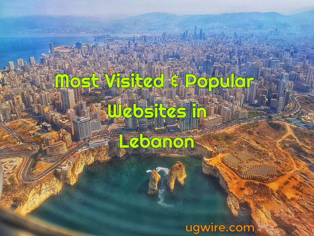 Most Visited Websites in Lebanon 2020 Top 20 Most Popular