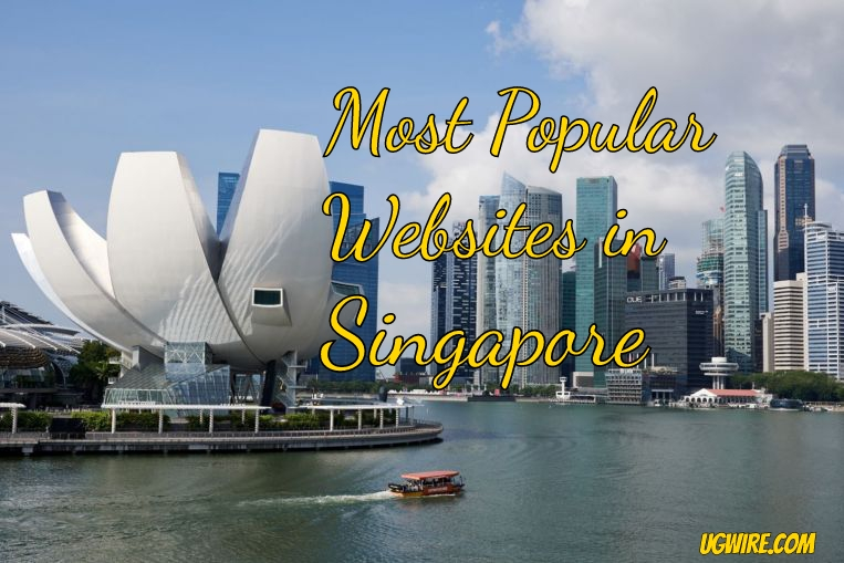 Most Visited and Popular Websites in Singapore 2020