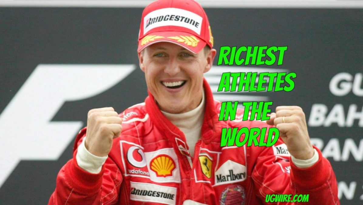 Richest Athletes in the World 2021 Forbes List & Net Worth