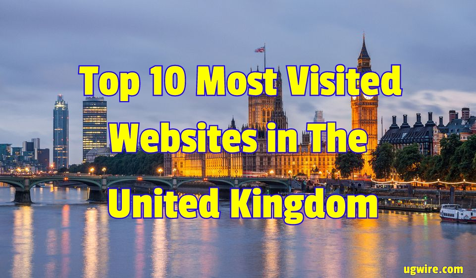 Top 10 Most Visited Websites in the UK 2021 Most Popular