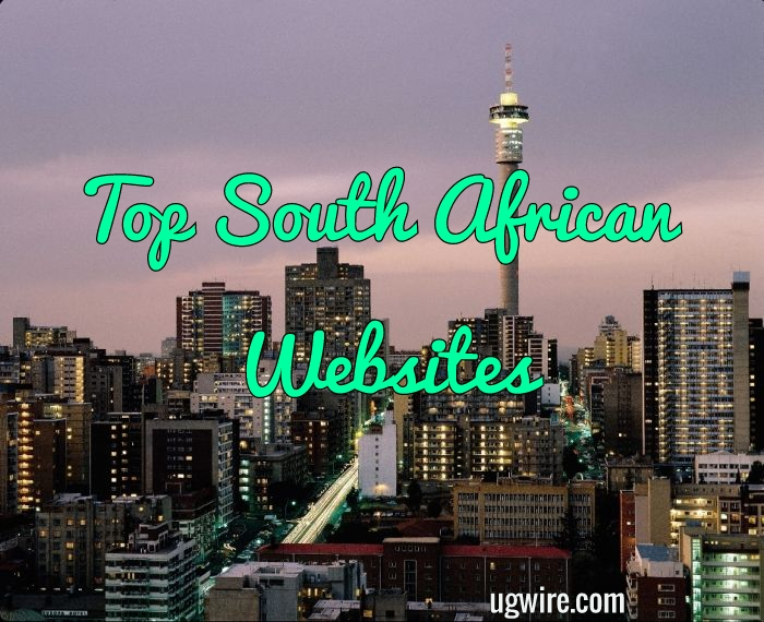 Top 10 Best South African Websites 2020 Newspapers