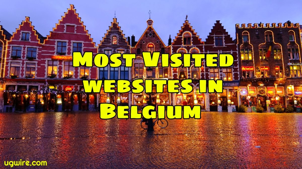 Most Visited Websites in Belgium 2021 Top 20 Most Popular