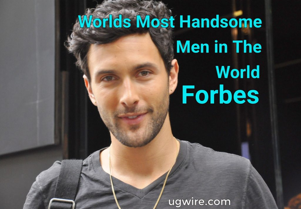 World's Most Handsome Man 2020 Forbes Top 10 LIST