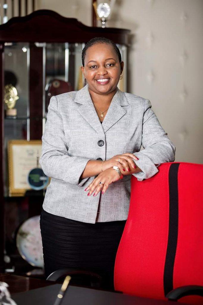 Anne Waiguru Survives Impeachment as Senate Acquits her