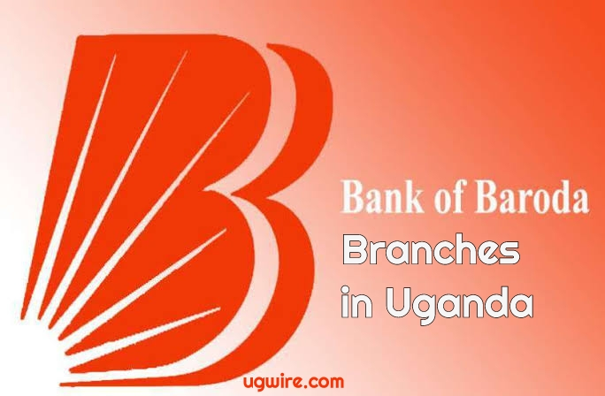 Bank of Baroda branches in Uganda Kampala Road
