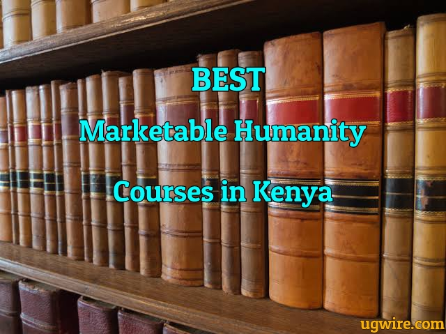 Marketable Humanity Courses in Kenya 2020 Best List Today