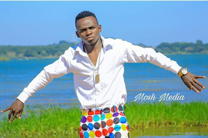 Uganda Musician John Blaq Reports His Managers To Police