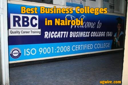 Best Business Colleges in Nairobi 2020 Top 10 List