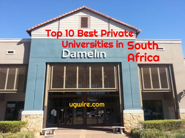 Top 10 Best Private Universities in South Africa 2021 Today