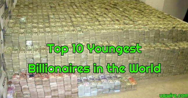 Youngest Billionaire in the World Forbes List