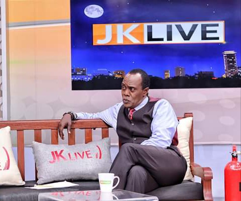 Jeff Koinange Tests Positive for Coronavirus