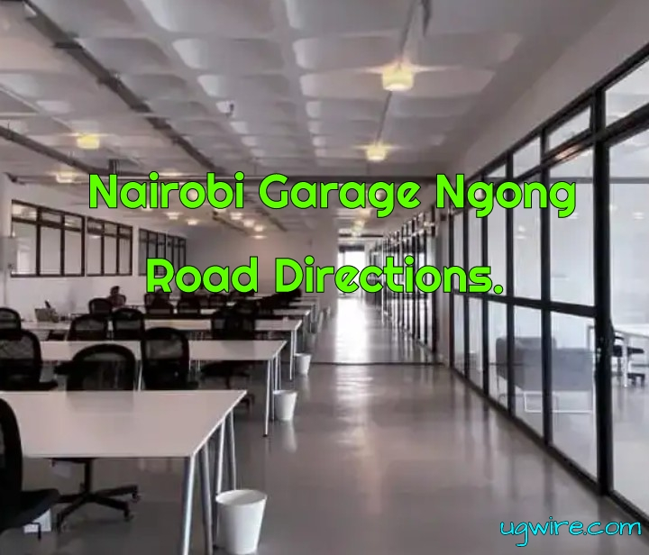 Nairobi Garage Ngong Road Directions & Location