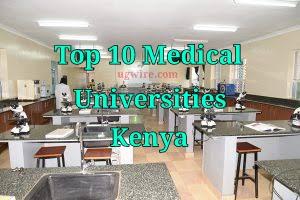 Top Ten Best Medical Universities in Kenya (Private)