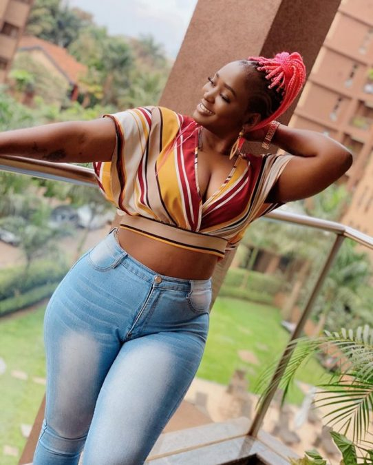 I'm Too Beautiful To Be Rejected by a Man Winnie Nwagi