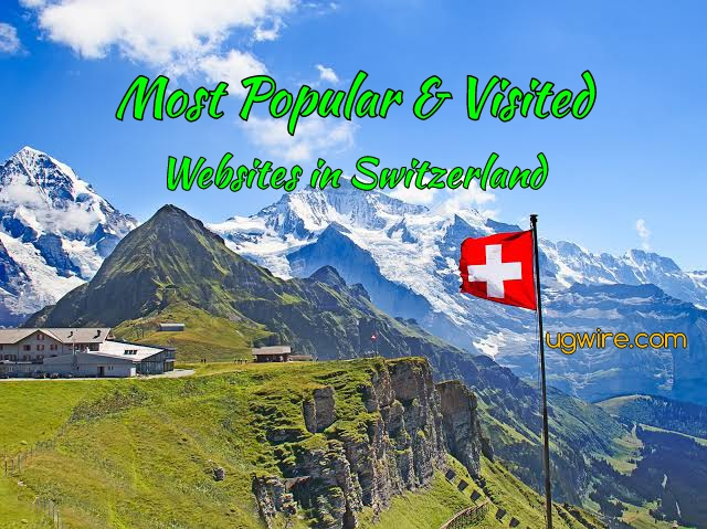 Most Visited Websites in Switzerland Top 20 Popular Sites