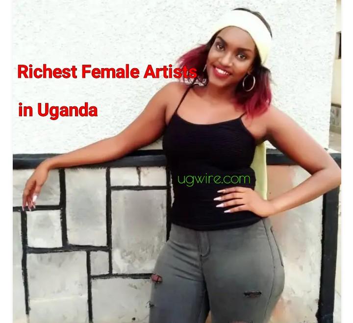 Top 10 Richest Female Musicians in Uganda 2021 Artists