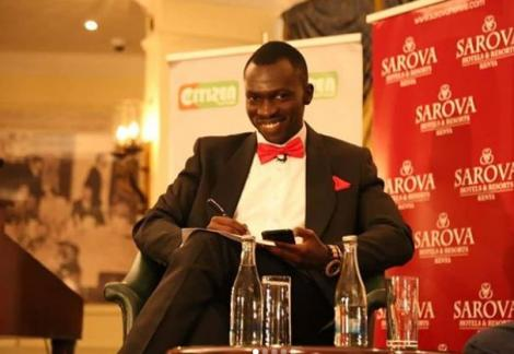 Trevor Ombija Citizen TV Biography Education Tribe & Salary