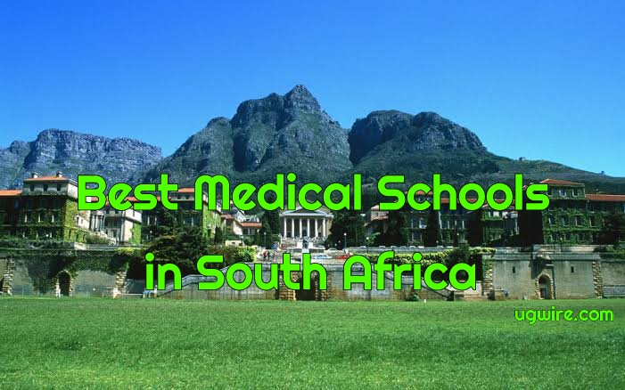 Best medical school in South Africa 2020 Top 10 List