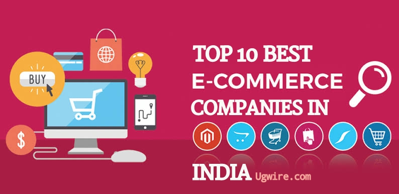Top 10 eCommerce companies in India 2020