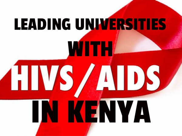 Leading University with HIV in Kenya Top 10 List