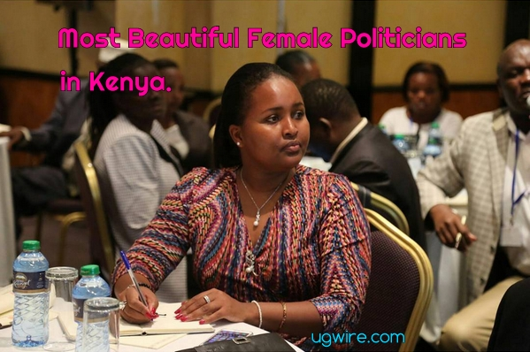 Top 10 most beautiful female politicians in Kenya