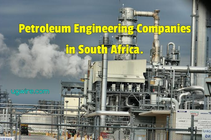 Petroleum Engineering Companies in South Africa