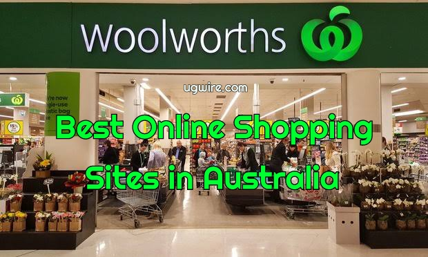 Best Australian Online Shopping Sites 2021