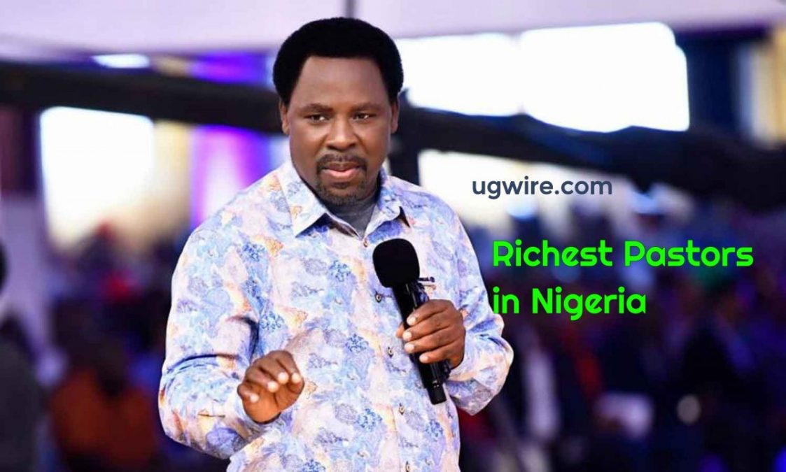 Top 10 Richest Pastors in Nigeria 2021 Forbes