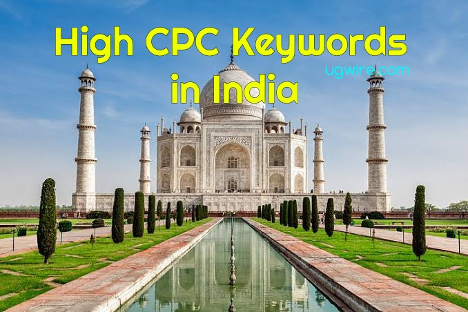 Top 10 High CPC Keywords in India 2021